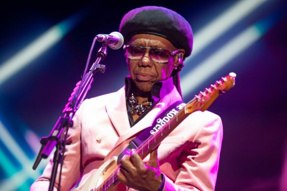 Nile Rodgers il Dio del funk pop rock